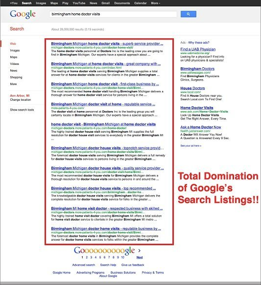 Fort Worth SEO Expert search engine optimizing a website design.